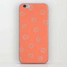 JOY Pink iPhone & iPod Skin