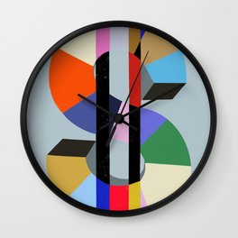 $ money $ Wall Clock