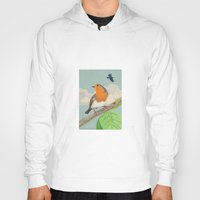 robin Hoodies featuring Robin by Carl Conway