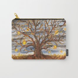 Lantern Tree Carry-All Pouch