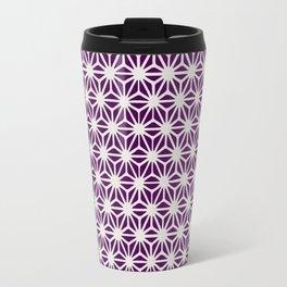 Asanoha Pattern Travel Mug