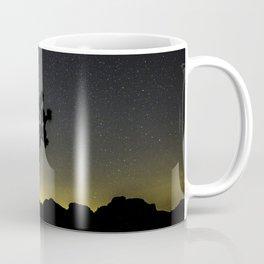 Milky Way at Joshua Tree Coffee Mug