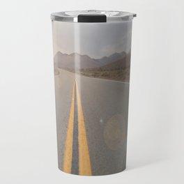 The Road Ahead Travel Mug