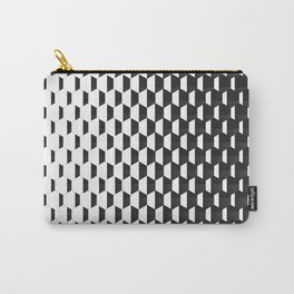 Hexagonal Gradients Carry-All Pouch