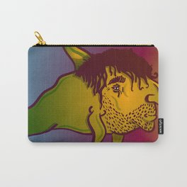 Gold Phish Carry-All Pouch