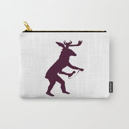 Sacred Mic Check Carry-All Pouch