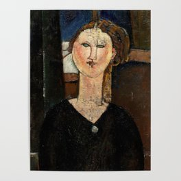 "Amedeo Modigliani ""Antonia"" Poster"