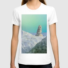 This is Not Easter Island T-shirt