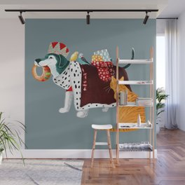 The king has come!! Wall Mural