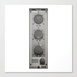 BasiQ knob Canvas Print