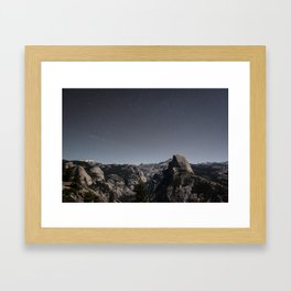 Yosemite Valley, USA Framed Art Print