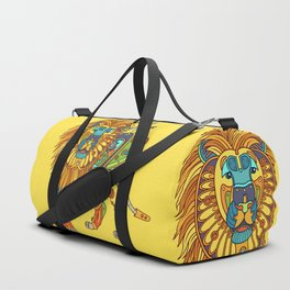 Lion, from the AlphaPod collection Duffle Bag