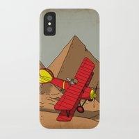 dreamer iPhone & iPod Cases featuring Dreamer by Janko Illustration