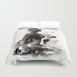 Fetish painting #3 Duvet Cover