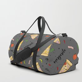Pizza time Duffle Bag