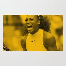 Serena Williams Rug