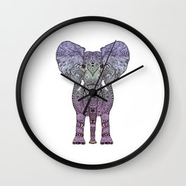 ELEPHANT ELEPHANT ELEPHANT Wall Clock