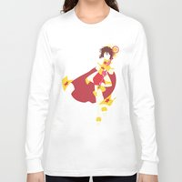 sakura Long Sleeve T-shirts featuring Sakura by JHTY