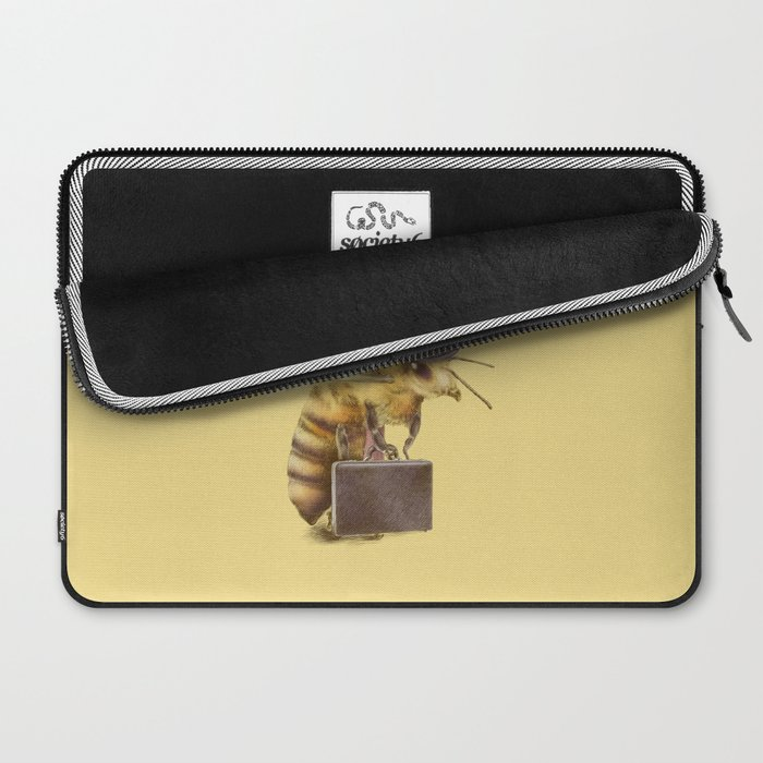 Worker Bee (colour option) Laptop Sleeve