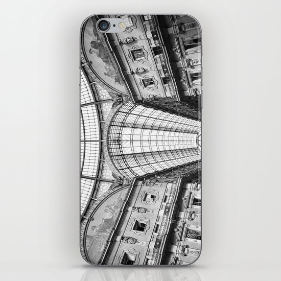 Galleria Vittorio Emanuele II iPhone & iPod Skin