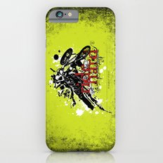 ride hard - BMX Slim Case iPhone 6s