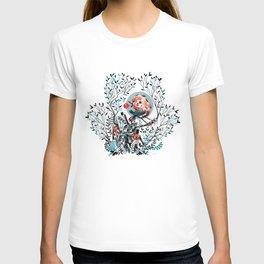 bird house T-shirt