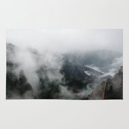 The Misty Valley Rug