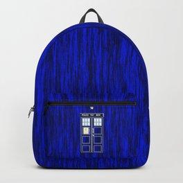 Tardis Time Backpack