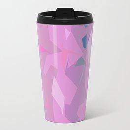 ABSTRACTION MAGENTA Travel Mug
