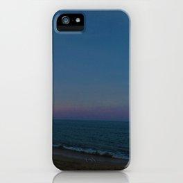 Sunset Beach Landscape iPhone Case