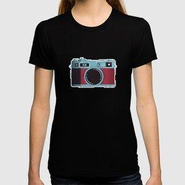 Little Yashica Camera T-shirt