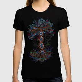 Psychedelic Yggdrasil World Tree of Life T-shirt