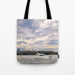 Lil Yacht-y Tote Bag