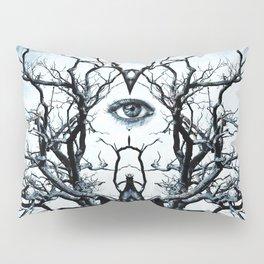 Tree of Life Archetype Religious Symmetry Pillow Sham