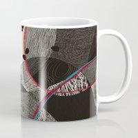 dance Mugs featuring Dance by Julia Tomova