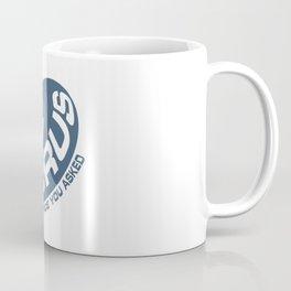 I'm a torus Coffee Mug