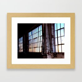 Tulsa Windows Series #2 Framed Art Print