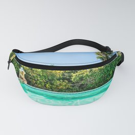 Summer Pool Days Fanny Pack