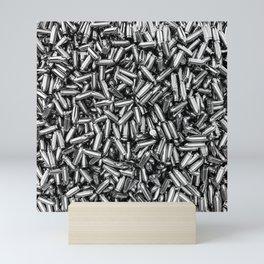 Silver bullets Mini Art Print