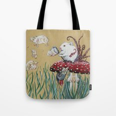 Simply Blow Tote Bag
