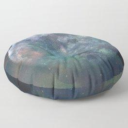 Solstice Moon Floor Pillow