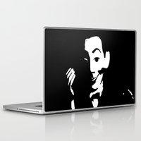 pee wee Laptop & iPad Skins featuring Pee-Wee  by Geni