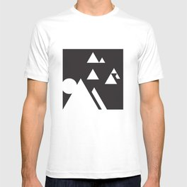 ABSTRACT_03_THE DAY T-shirt