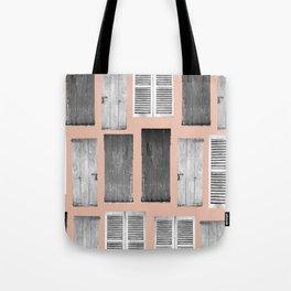 Knok knok Tote Bag