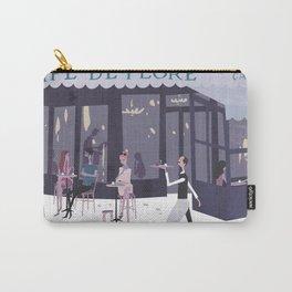 Cafe de flore Carry-All Pouch