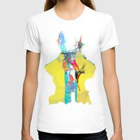 archan nair T-shirts featuring Whispering by Archan Nair