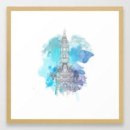 Philadelphian Empire Framed Art Print
