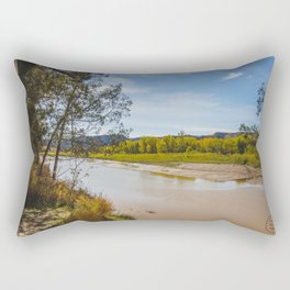 Theodore Roosevelt National Park North Unit, North Dakota 3 Rectangular Pillow