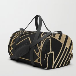 Art deco design Duffle Bag