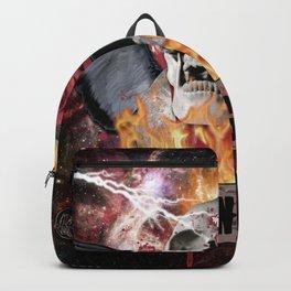 DANGER ROCK SKULL Backpack